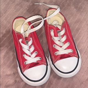 Toddler Size 7 Converse